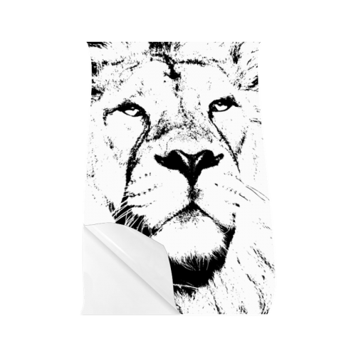 """LION POSTER II Poster 22""""x34"""""""