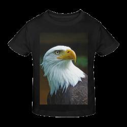 Bald Eagle Head 001 01 Sunny Youth T-shirt (Model T04)
