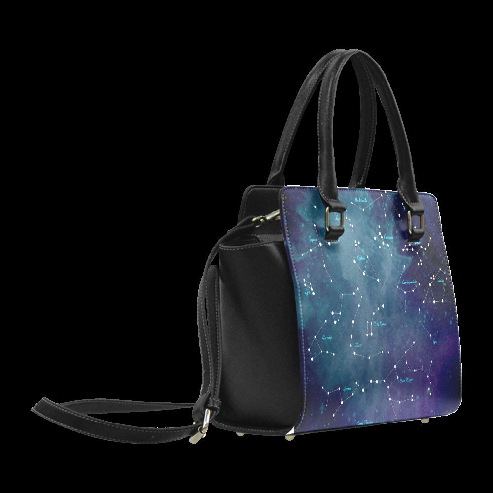 Constellations Classic Shoulder Handbag (Model 1653)