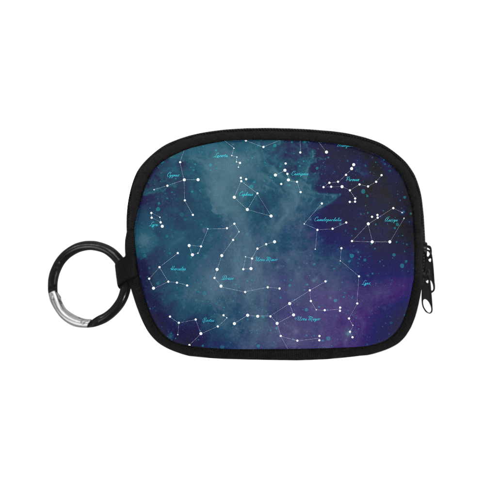 Constellations Coin Purse (Model 1605)