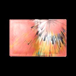 Maple Dream by Artdream Men's Leather Wallet (Model 1612)