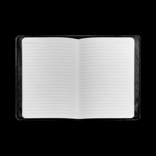 Foliage Patchwork #8 - Jera Nour Custom NoteBook A5