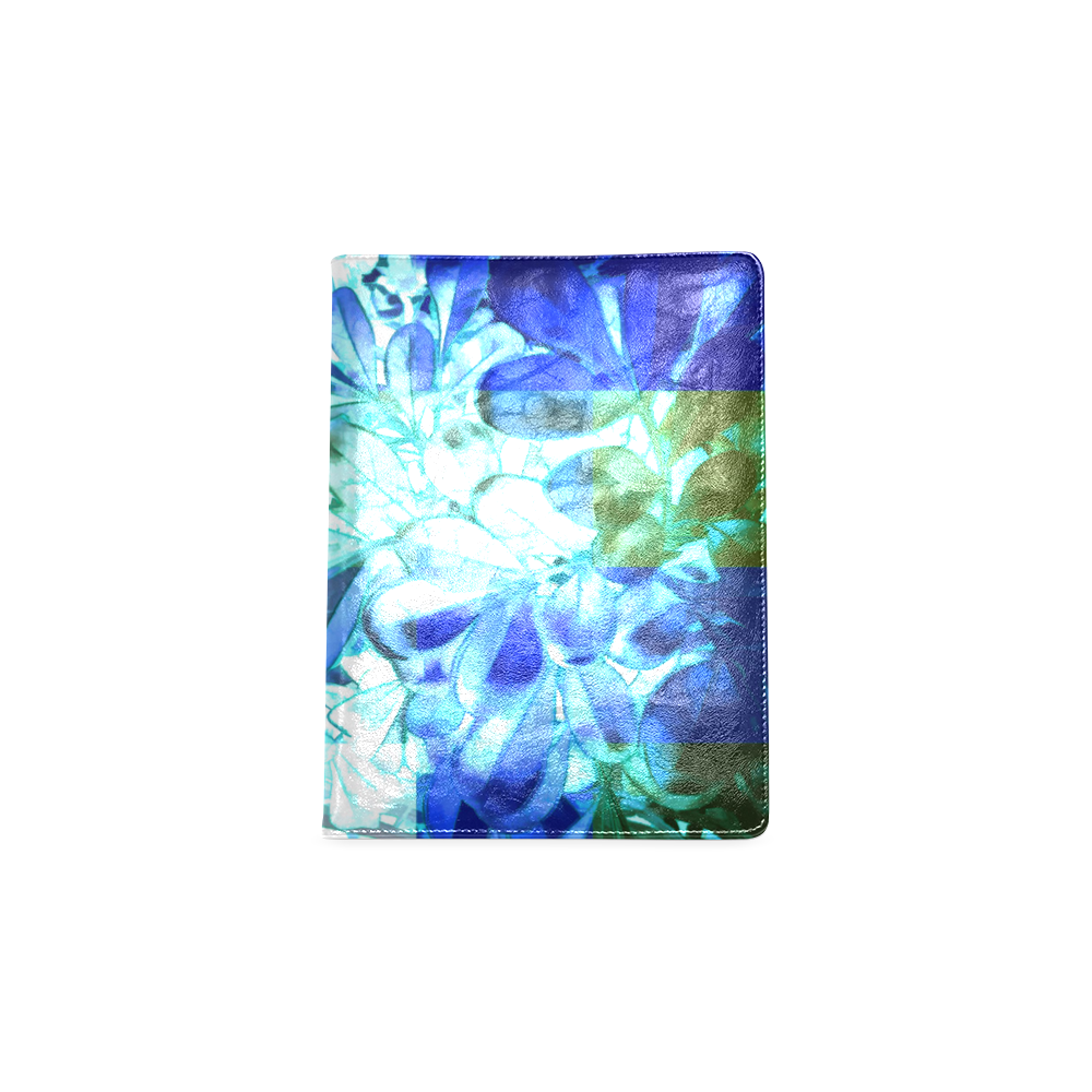 Foliage Patchwork #11 - Jera Nour Custom NoteBook B5