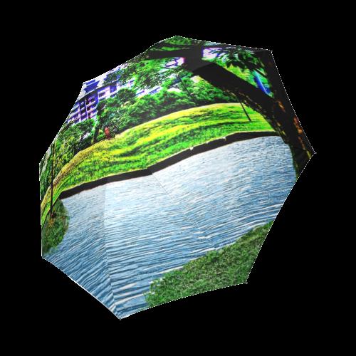 Condo by the Park - Jera Nour Foldable Umbrella (Model U01)