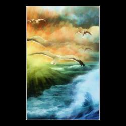 """Seagull Fantasy Flight Poster 23""""x36"""""""