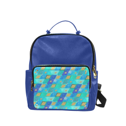 Under water Campus backpack/Large (Model 1650)