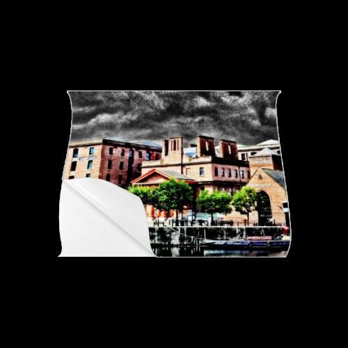 "UK Albert-Dock - Jera Nour Poster 14""x11"""