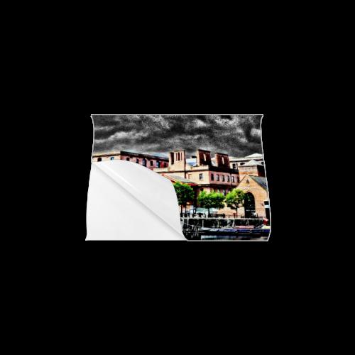 "UK Albert-Dock - Jera Nour Poster 11""x8.5"""
