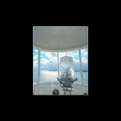 "Lighthouse View Canvas Print 11""x14"""