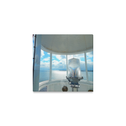 "Lighthouse View Canvas Print 6""x4"""