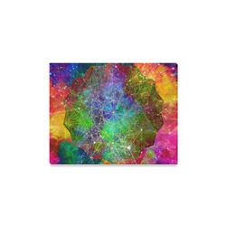 "galaxy Canvas Print 14""x11"""