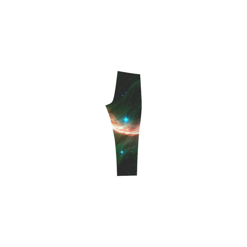 NASA: Star Zeta Ophiuchi Outerspace Capri Legging (Model L02)