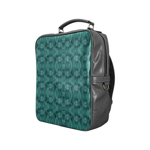 Celtic gothic knots in pop art Square Backpack (Model 1618)