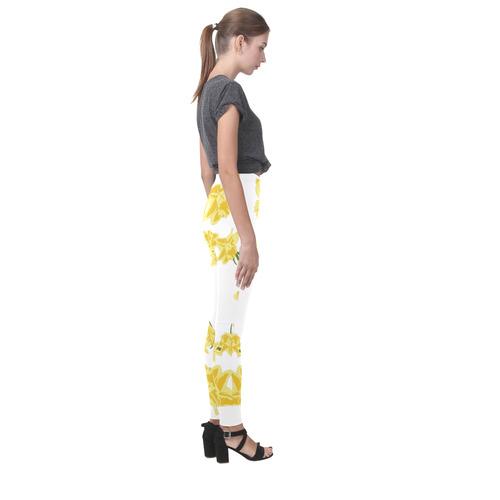 Daffodils Cassandra Women's Leggings (Model L01)