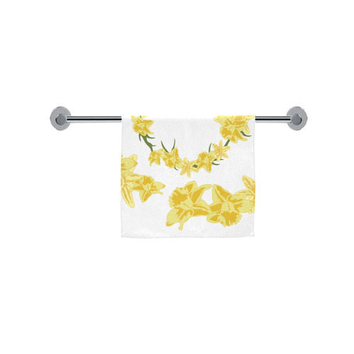 "Daffodils Custom Towel 16""x28"""