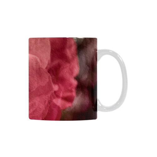 Rose White Mug(11OZ)