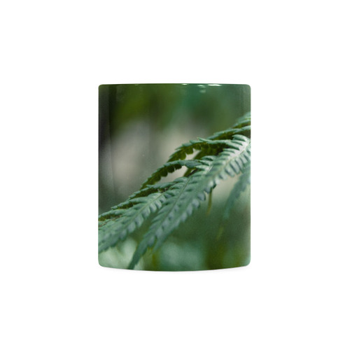 Nature green White Mug(11OZ)