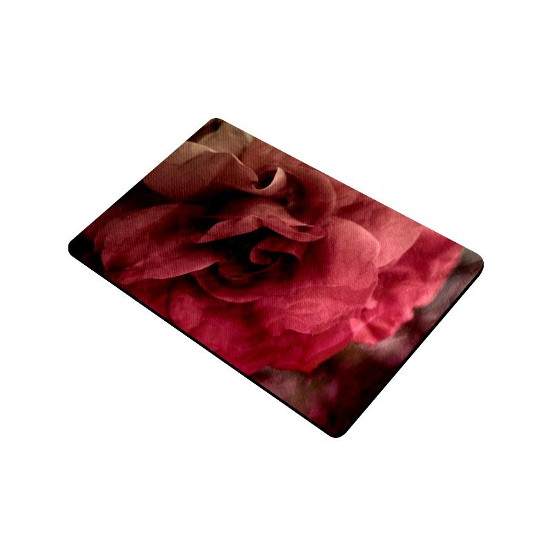 """Rose Doormat 24"""" x 16"""""""