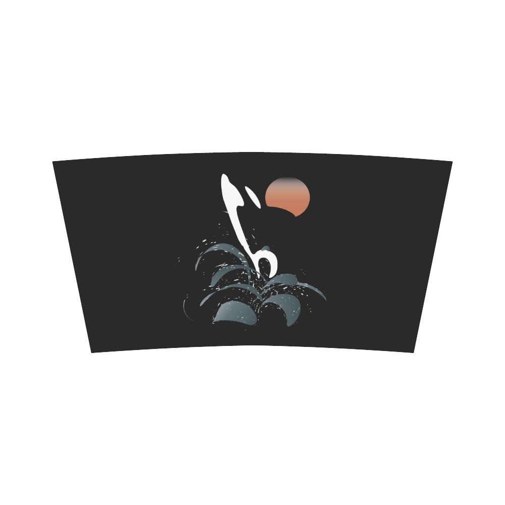 Orca illustration Bandeau Top