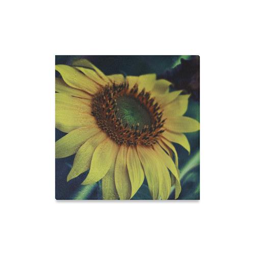"Sunflower Canvas Print 16""x16"""