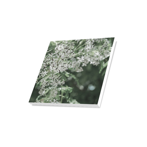 "spring flowers Canvas Print 16""x16"""