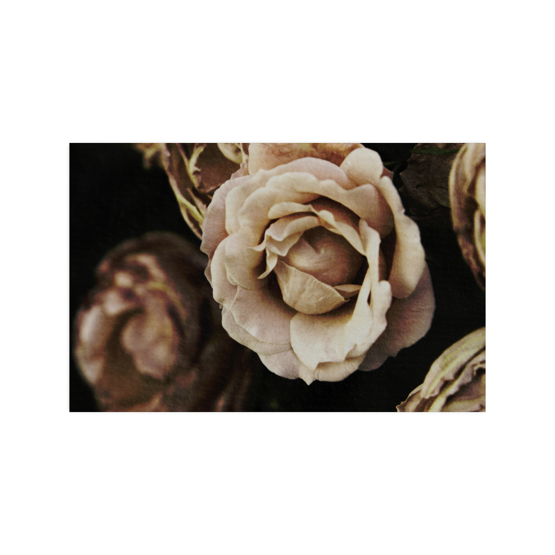 """Roses in autumn Poster 11""""x17"""""""