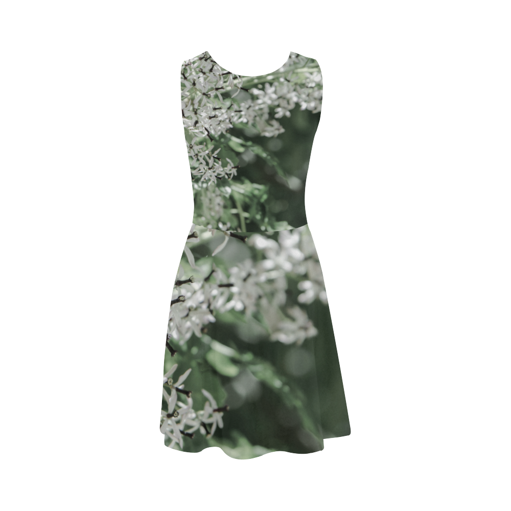 spring flowers Atalanta Sundress (Model D04)