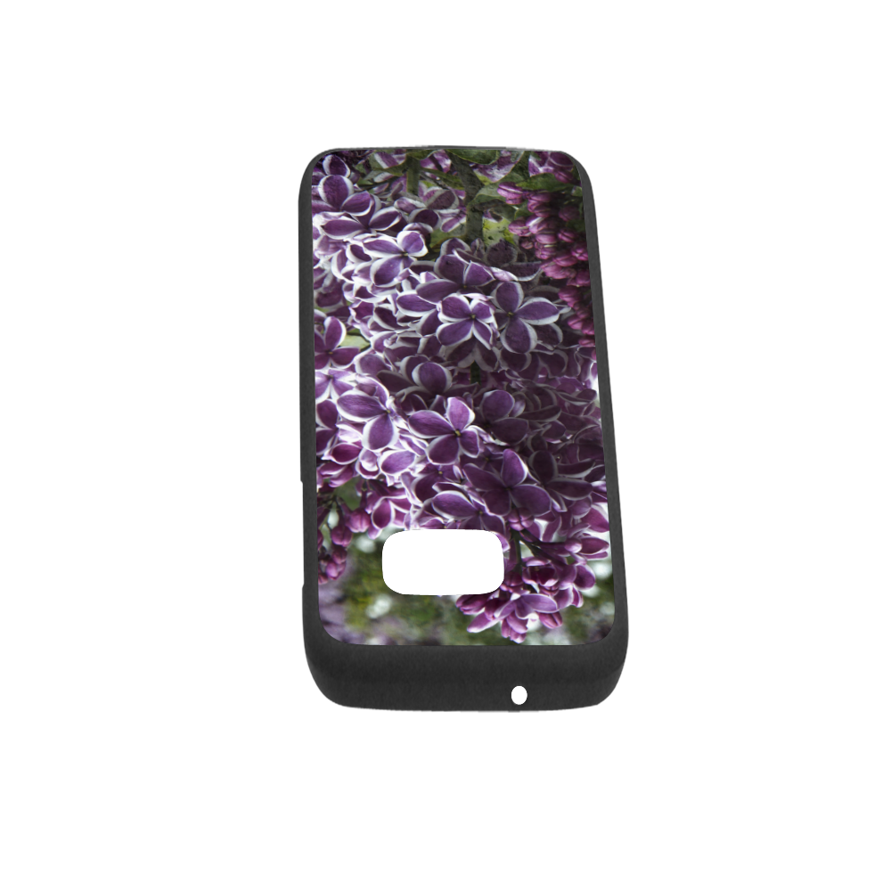 Lilac flowers Rubber Case for Samsung Galaxy S7 edge