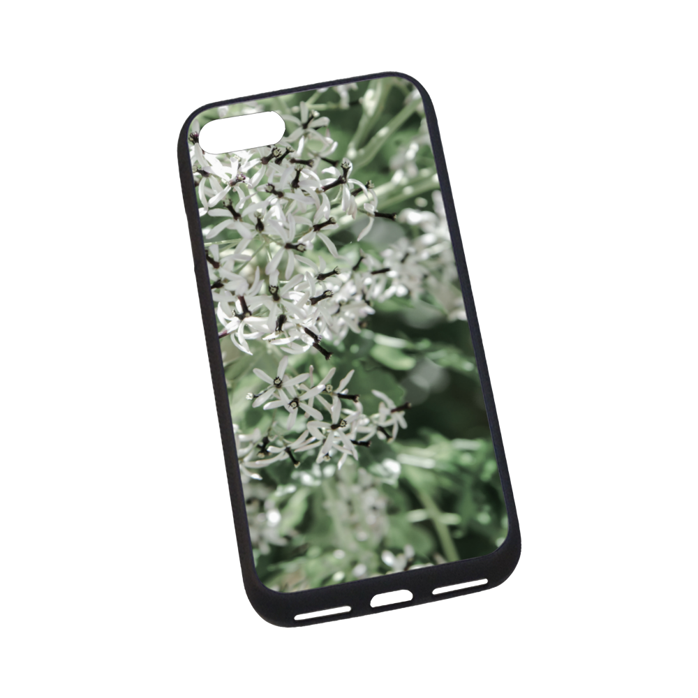 spring flowers Rubber Case for iPhone 7 4.7""