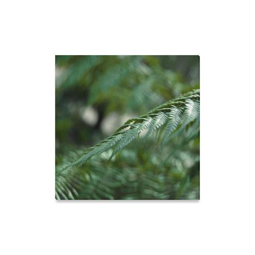 "Nature green Canvas Print 16""x16"""