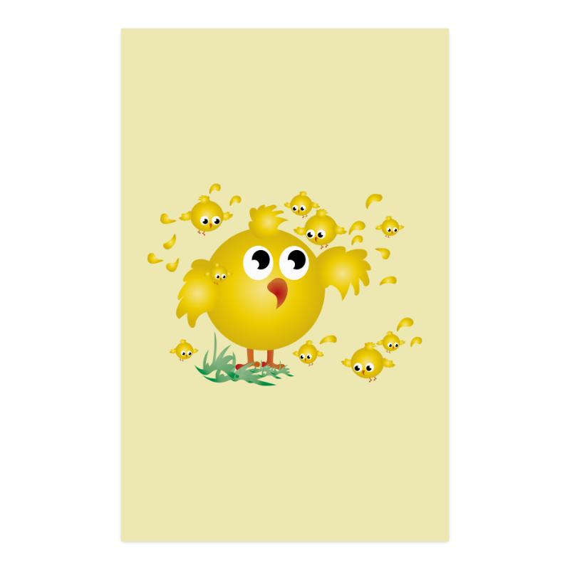 """Chicks Poster 23""""x36"""""""