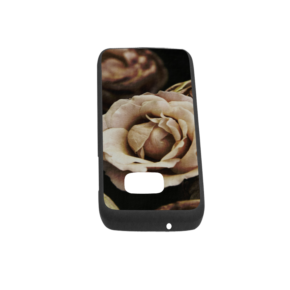 Roses in autumn Rubber Case for Samsung Galaxy S7 edge