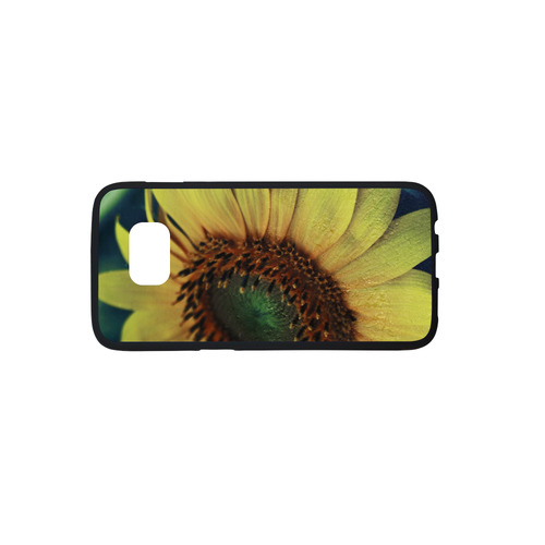 Sunflower Rubber Case for Samsung Galaxy S7 edge