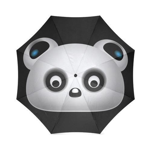 Panda Bear Foldable Umbrella (Model U01)