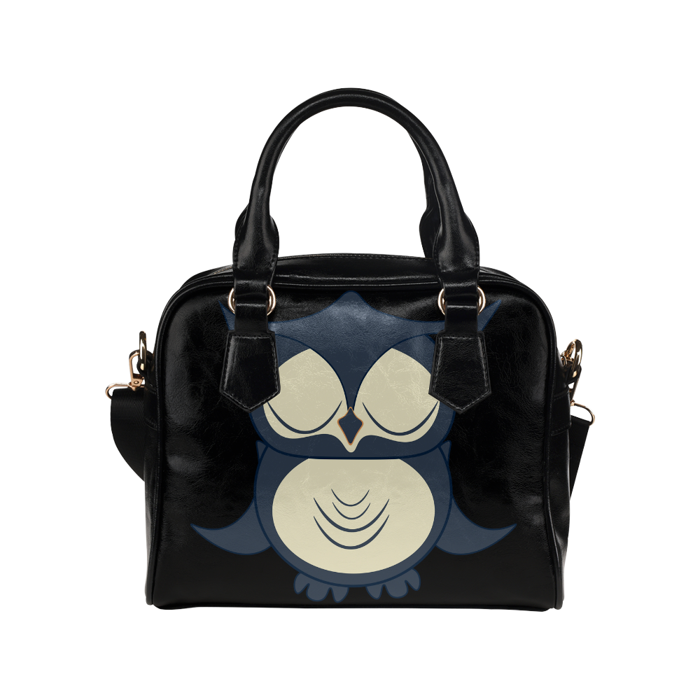 Owl Shoulder Handbag (Model 1634)