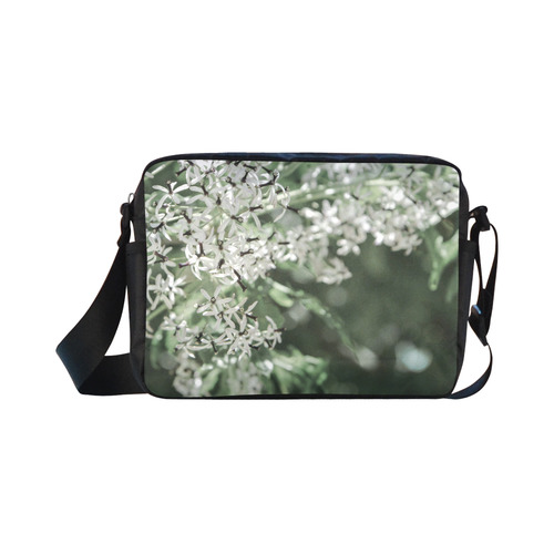 spring flowers Classic Cross-body Nylon Bags (Model 1632)