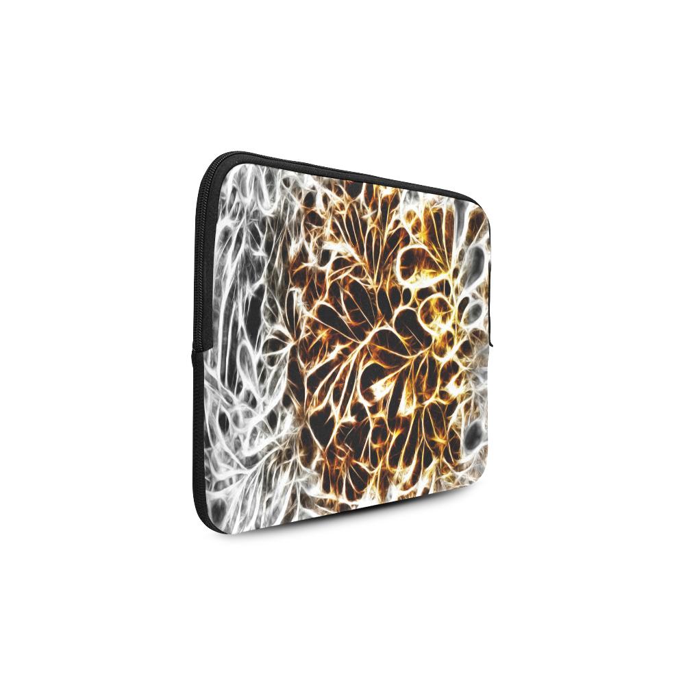 "Foliage #10 Gold & Silver - Jera Nour Macbook Air 13"""
