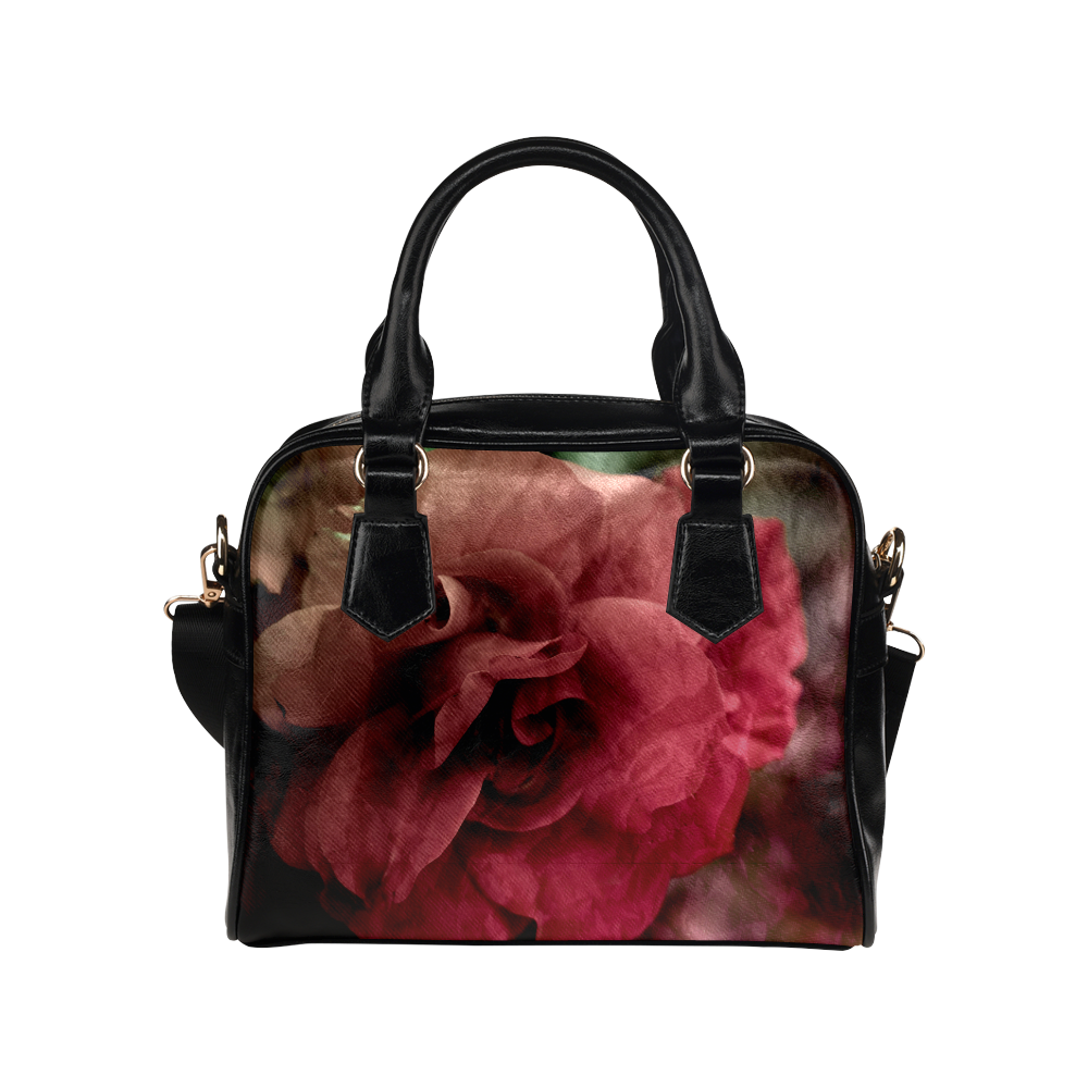 Rose Shoulder Handbag (Model 1634)