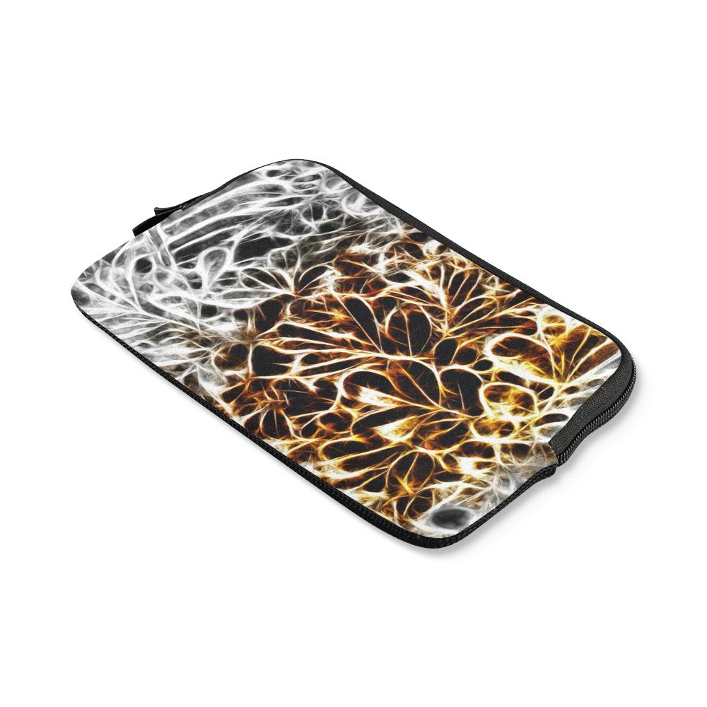 Foliage #10 Gold & Silver - Jera Nour iPad mini