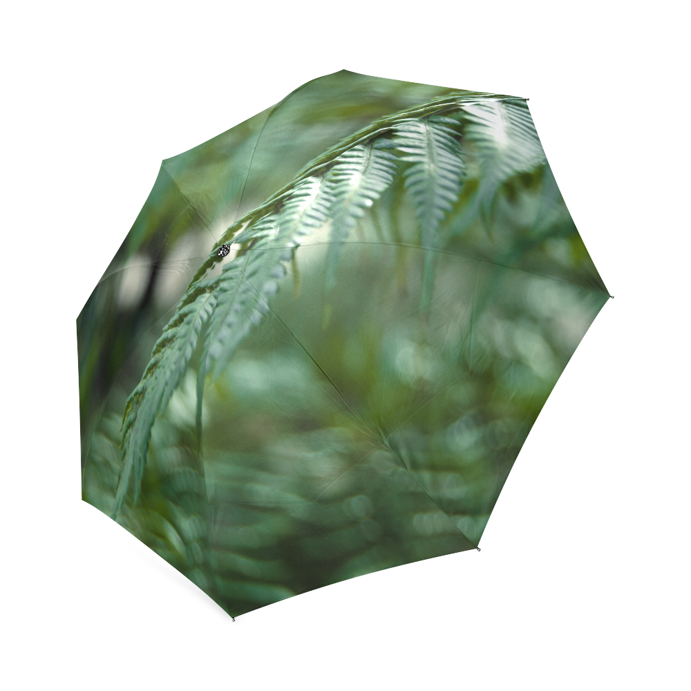 Nature green Foldable Umbrella (Model U01)
