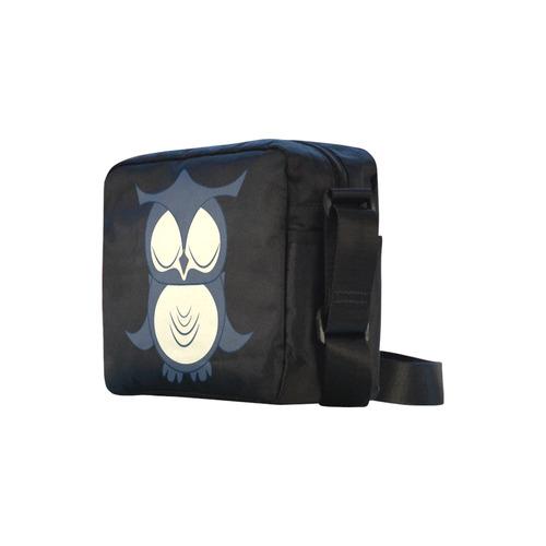 Owl Classic Cross-body Nylon Bags (Model 1632)