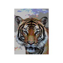 "Animal ArtStudio 916C Tiger Poster 18""x24"""