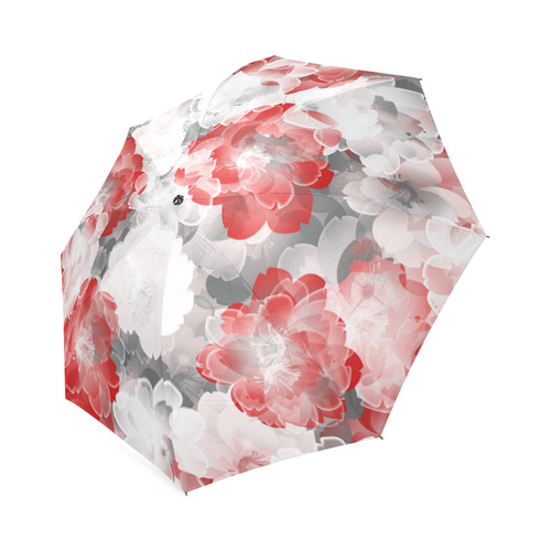 Flower Power Blossom Foldable Umbrella (Model U01)