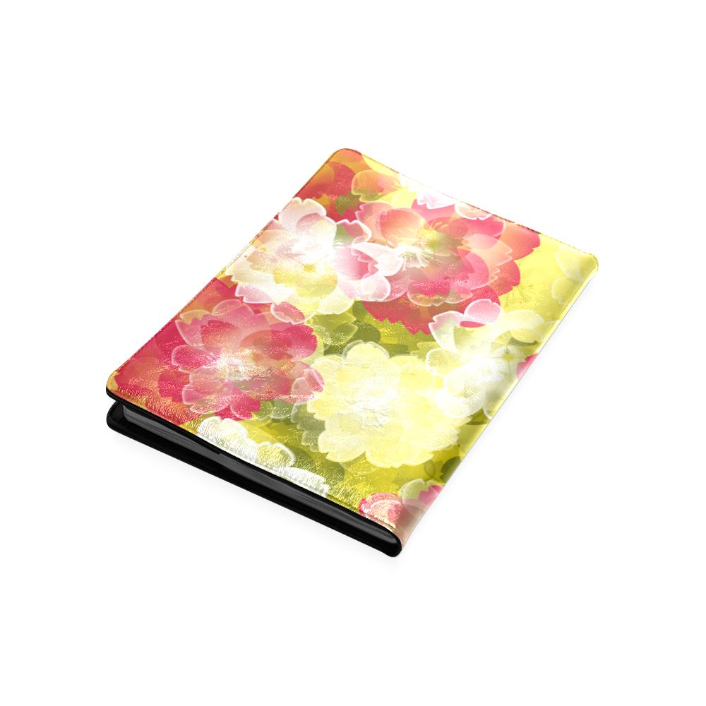 Flower Power Blossom Custom NoteBook B5