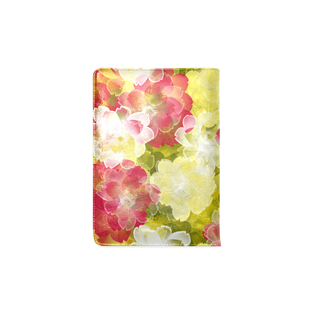 Flower Power Blossom Custom NoteBook A5