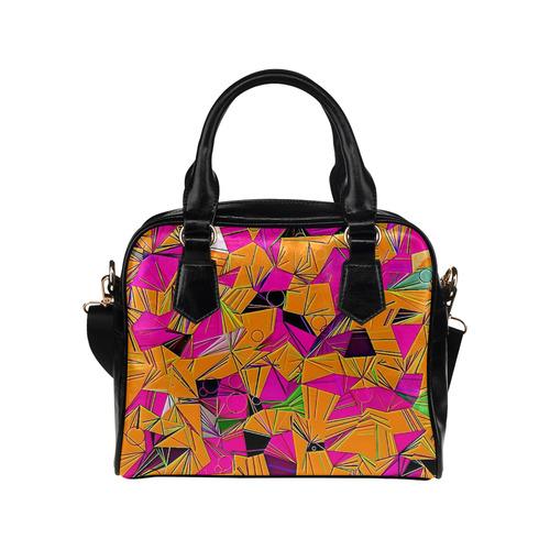 Pattern World by Artdream Shoulder Handbag (Model 1634)