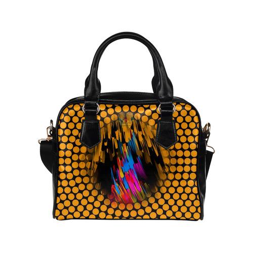 Bang Point by Artdream Shoulder Handbag (Model 1634)