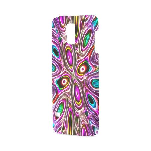 Peacock Strut I - Jera Nour Hard Case for Samsung Galaxy S5