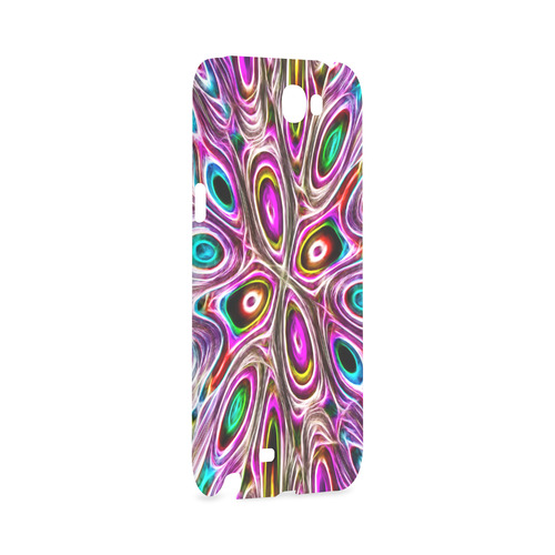 Peacock Strut I - Jera Nour Hard Case for Samsung Galaxy Note 2