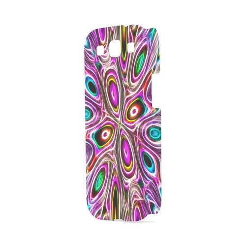 Peacock Strut I - Jera Nour Hard Case for Samsung Galaxy S3